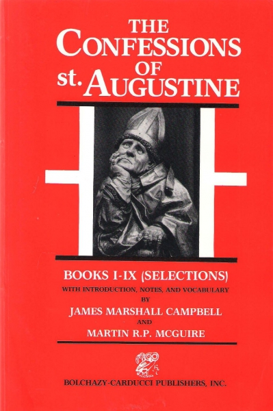 saint augustines confessions essay In book ii of st augustine's confessions essay writing help april 16, 2010 at 8:11 am post a comment newer post older post home.