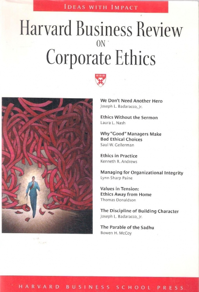 book review on ethics values