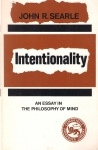 Intentionality. An essay in the philosophy of mind (бук.)