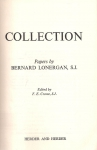 Collection. Papers by Bernard Lonergan (бук.)