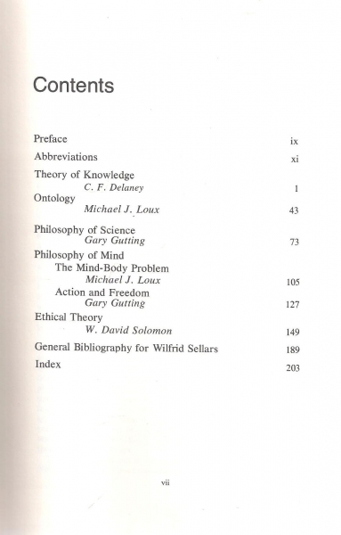 """in the space of reasons selected essays of wilfrid sellars Review of """"in the space of reasons: selected essays of wilfrid sellars""""  review of """"in the space of reasons: selected essays of wilfrid sellars."""