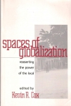 Spaces of globalization (бук.)