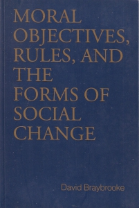 /Moral objectives, rules, and the forms of social change (бук.) ― Архе
