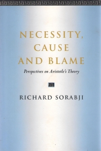 /Necessity, Сause and Blame: Perspectives on Aristotle's Theory ― Архе