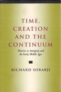 /Time, Creation and the Continuum. Theories in Antiquity and the Early Middle Ages ― Архе